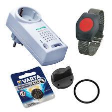 Pflegeruf Set, Hausnotruf mit Halsbandsender, Senioren Notruf, Hausnotrufgerät