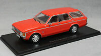 Neo Models Ford Granada Estate in Red 1972 MkI Mk1 49503 1/43NEW