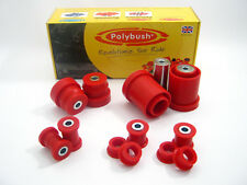 Polybush Vehicle Bush Set for Audi A3 Mk1, 8L, 1997-2003: Kit140