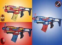 Automatic ELECTRIC Soft Dart Bullet Blaster fits NERF Gun 30 Bullets Kids Toy
