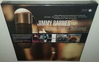 JIMMY BARNES SIGNED SEALED DELIVERED 4 ALBUM VINYL LP BOXSET SOUL DEEP DEEPER