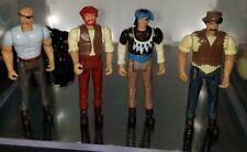 A-Team Bad Guys Lot Vintage 1984 Galoob Cobra Viper Python Rattler