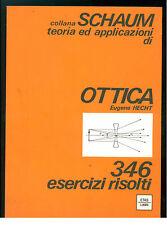 HECHT EUGENE OTTICA ETAS LIBRI 1977 SCHAUM 34 FISICA