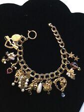 Bracelet Hearts + More Kirks Folly Amazingly Beautiful Charm