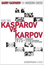 Garry Kasparov on Modern Chess, Part 2. New Book