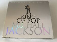Michael Jackson 2 CD King Of Pop Korean Edition Ultra Rare New Sealed No Promo