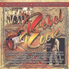 Various Artists : Music Legends: Rebel Rock CD