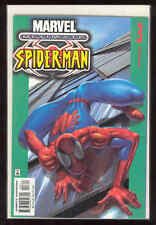 Ultimate Spider-Man #3 Marvel Comic Book Brian Michael Bendis Mark Bagley Art