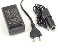 EU Plug Battery Car Charger For Nikon EL14 EL14a MH-24 D3100 D5100 D3300 D5300