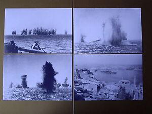 Malta convoy under attack World War 2 photographs 1942