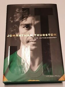 Johnathan Thurston Book: The Autobiography by  Jonathan Thurston, Hardcover