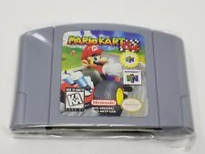 Mario Kart 64 Video Game US Version for N64 Nintendo 64 Video Game Console NEW