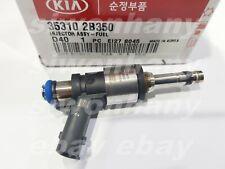 OEM 1.6L Fuel Injector Hyundai Elantra (GT) Kona Sonata i45 Veloster #353102B350