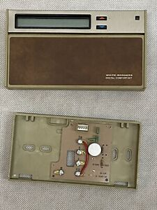 White Rodgers 1F97-71 Digital Comfort-Set II Heating/Cooling Thermostat