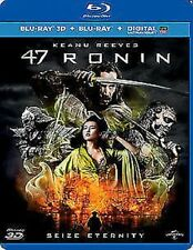 47 Ronin 3D+2D Blu-Ray Nuovo (8297678)