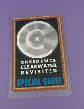 Creedence Clearwater Revival - Revisited, 1995 Backstage Pass - Unused Stock !