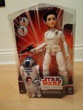 Disney Star Wars Princesa Leia Organa las fuerzas del destino y R2D2 Figura De Acción Nueva