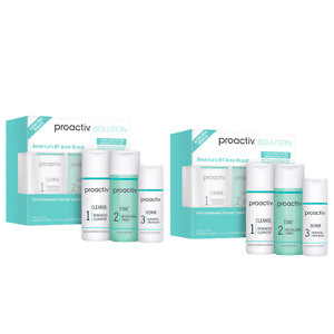 Proactiv 3 Step Acne Treatment System 60 Days ($170 Value)  - ( Pack of 2 )