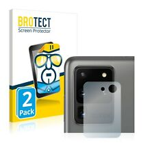 2x Screen Protector for Samsung Galaxy S20 Ultra (ONLY Camera) Protection Film