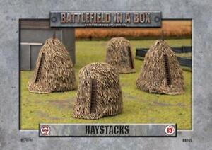 HAYSTACKS - BATTLEFIELD IN A BOX - BB245