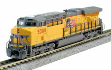 KATO 1768932 N SCALE GE ES44AC DIESEL UNION PACIFIC #5380 176-8932 NEW