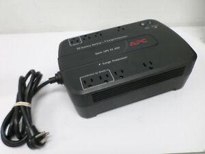 APC Back-UPS ES 650 8-Outlet 650VA UPS Surge Protector BE650MC - No Battery