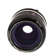 Nikon Nikkor 35mm F/2 AI Manual Focus Wide Angle Lens {52} - UG