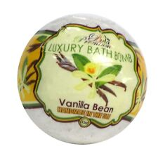 Bela Premium Luxury Bath Bomb - Vanilla Bean