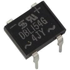 5 TAIWAN DBL207G Brückengleichrichter DIP 2A 700V 1000V Gleichrichter 856858