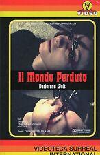 Il Mondo Perduto DVD Hardbox Vintage design 1 Cosmotropia de Xam Cosmos