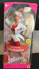 1997 March of Dimes Walk America Barbie doll NRFB