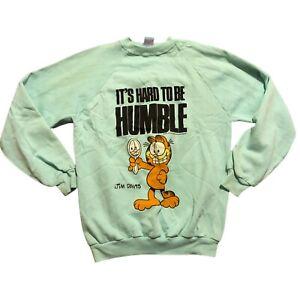 Vintage 70s/80s Garfield Crewneck Sweatshirt Medium
