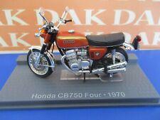 Die cast 1/24 Modellino Moto Honda CB750 Four 1970