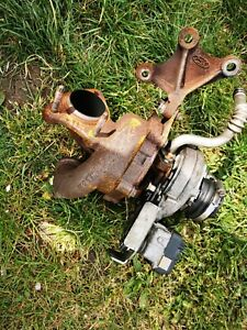 FORD FOCUS MK2 1.8 TDCI TURBO CHARGER TURBO UNIT 2005-2011
