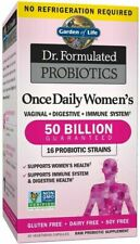 Garden of Life Dr Formulated Probiotics Once Daily Women's - 30 vcaps (04/2022)