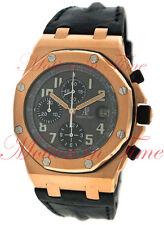 Audemars Piguet Royal Oak Offshore Chronograph, Anthracite Dial, Rose Gold Bezel