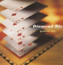 DIAMOND RIO - GREATEST HITS (CD 1974) SELLER'S COPY - MINT