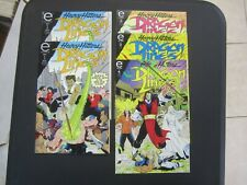 Dragon Lines Epic Comics 5 Book Lot 1 x 2, 2, 3, 4 Complete Set 1993