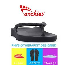 Archies | Arch Support Thongs | BUY 2 GET 15% OFF BOTH |Ends Aug 20 | FREE POST