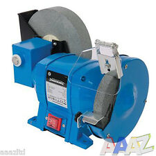 Wet and Dry Bench Whetstone Honing Grinder 250W Silverline Branded with Warranty