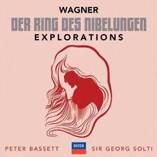 Wagner Der Ring Des Nibelungen Explorations 0028948073115 CD