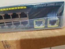 * New Open Box * Cisco Ws-C2960-24Tt-L Catalyst 2960 Series 24-Port Switch