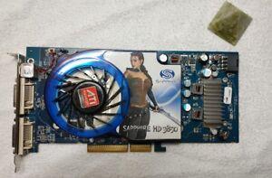 ATI Radeon HD3850 512MB, GDDR3, 256bit, AGP 8x, Sapphire, HD 3850, WORKING