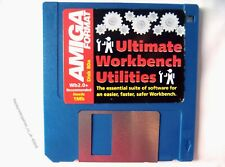 60848 disque 80 A Amiga Format-Ultimate Workbench Utilities-Commodore Amiga ()