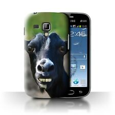 STUFF4 Back Case/Cover/Skin for Samsung Galaxy S Duos 2/S7582/Funny Animal Meme