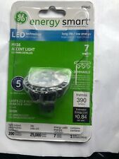 GE MR16 LED Energy Smart 7 Watt 12 volt Bulbs Dimmable Accent Light 89945