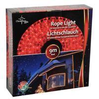 Chaîne Lumineux Noël 9m 230V Rouge Intérieur Et Extérieur Christmas Gifts