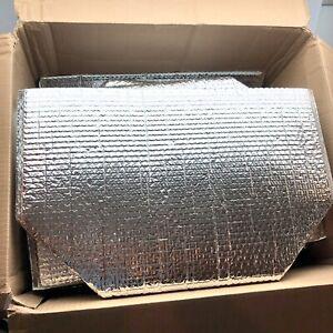 BOX 25 ULINE S-15222 INSULATED BOX LINERS 12X10X9