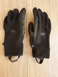 Outdoor Research US Work Gripper Gloves, BLACK Size M
