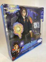Mattel - 2003 - Deluxe Magic Powers - Harry Potter figure
